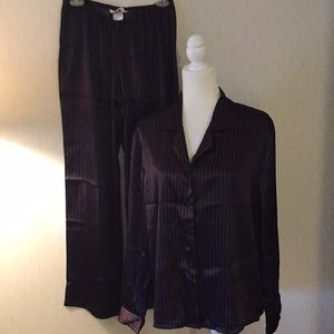Gillian & O'Malley Satin Pajama